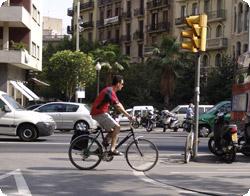 Estudio sobre el uso de bicicletas en vías urbanas