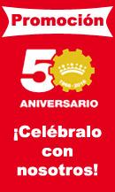 Promoción 50 aniversario