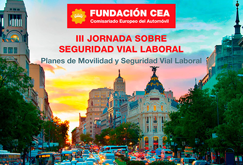 III Jornada Segurida Vial Laboral