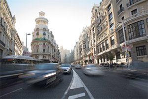 Acceso Madrid Central