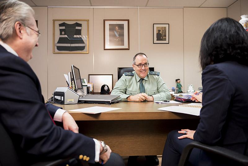 Entrevista general Rueda