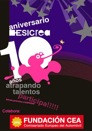 10ª edición de ESICrea