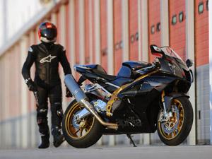 Vestimenta en moto