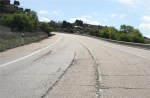 Mantenimiento de las carreteras