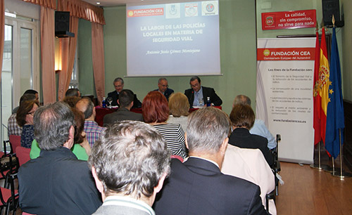 Conferencia Antonio Jesús Gómez Montejano