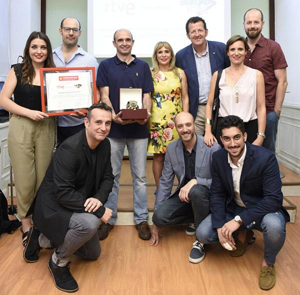 RTVE obtiene el Premio Fundación CEA 2017 por su programa Seguridad Vital