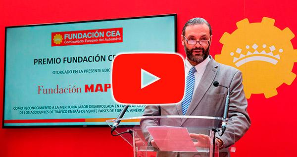 Fundación MAPFRE obtiene el Premio Fundación CEA 2018